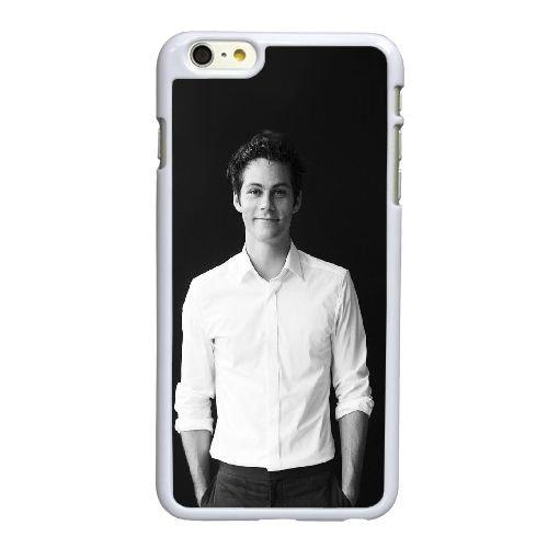 Y2M72 Dylan O'Brien N6T8DQ coque iPhone 6 4.7 pouces Cas de couverture de téléphone portable coque blanche RU4RXB7KJ