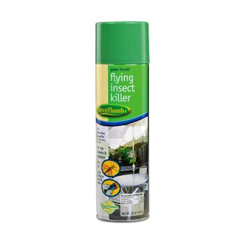 Flying Insect Killer Spray (United Industries 596684 Green Thumb Flying Insect Killer Spray, 15-Ounce)