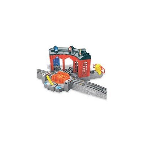 Fisher-Price GeoTrax Workin Roundhouse Mattel GmbH H4834