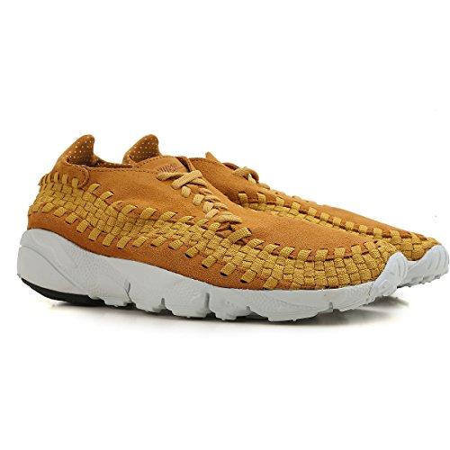 Nike Sneakers Uomo 875797166N Camoscio Arancione