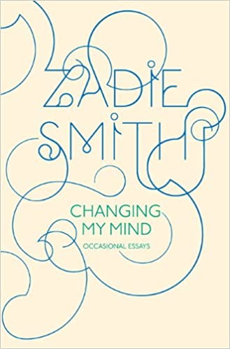 Book Changing My Mind: Occasional Essays