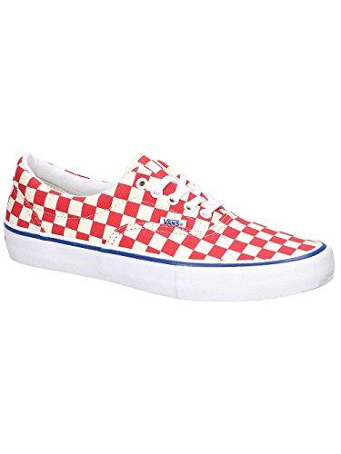 Pro classic Era V00vfbq2z White Red Checkerboard Vans Rococco qpzEw1W4