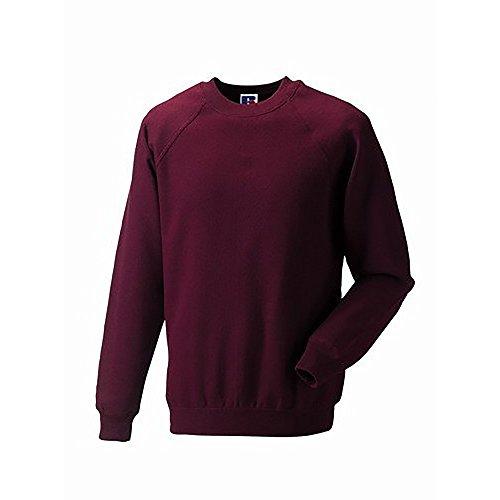 Russell Jerzees Colors Classic Sweatshirt (XXL) (Burgundy)