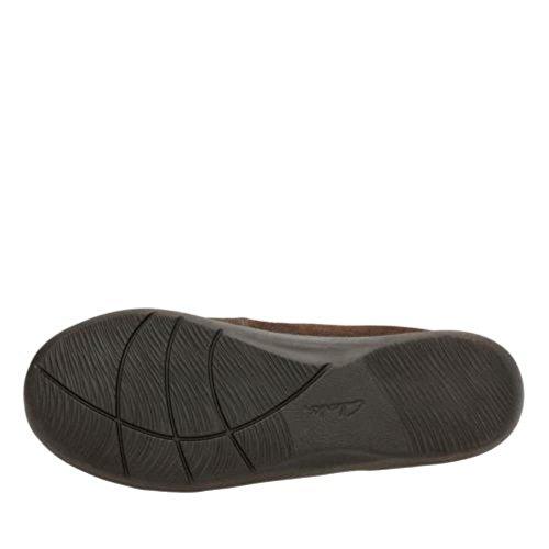 CLARKS Women's, Sillian Paz Slip On Shoe Brown 11 N