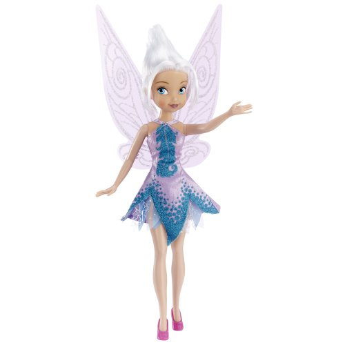 "Disney Fairies The Pirate Fairy 9"" Periwinkle Doll"