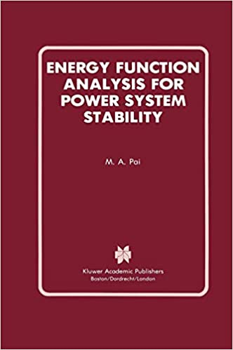 Energy Function Analysis for Power System Stability (Power