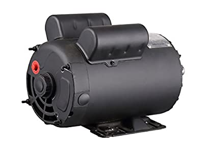 PowerTech CM05256 Special Air Compressor Replacement Motor, 5 hp