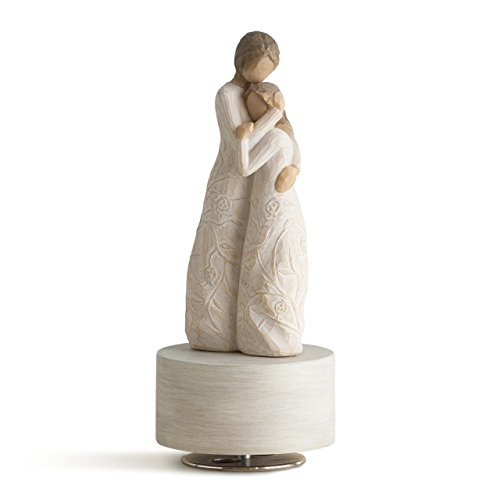 Willow Tree Close to me Musical, sculpted hand-painted musical figure