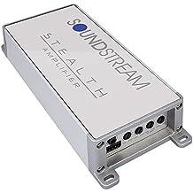 Soundstream SM4.10000D 1000W Max 4 channel Stealth Series Marine Grade Class D Amplifier - SM4.1000D