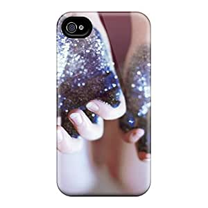 Awesome Stardust In My Hs Flip Case With Fashion Design For Iphone 4/4s by icecream design