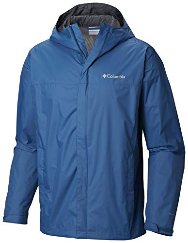 Columbia Men's Watertight Ii Jacket, Impulse Blue - Blue Columbia Men Jacket