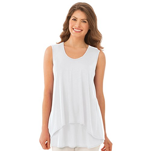 Womens Double Layered Machine Washable