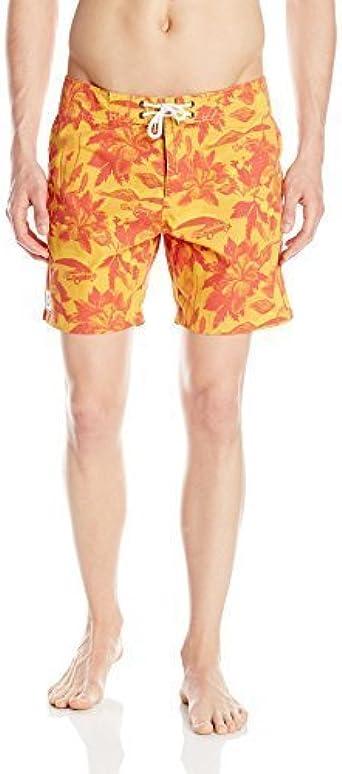Regatta Mens Hadden Ii Mesh Lined Quick Drying Printed Board Shorts Swimwear