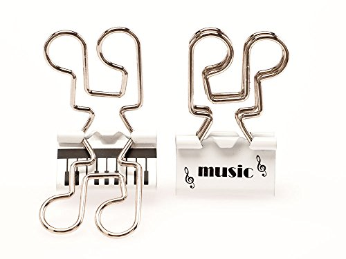 Music Treasures Co. Keyboard Clip - Pack of 5 by Music Treasures Co.