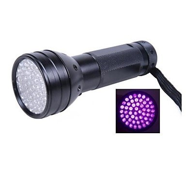 Scorpion Detector Hunter Blacklight Flashlight