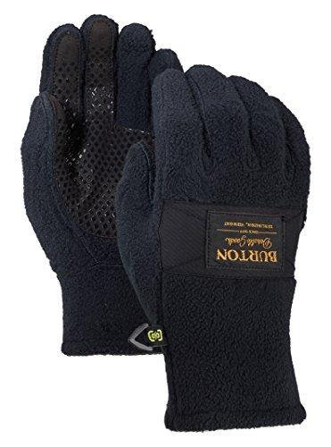 Burton Boys Youth Ember Fleece Glove, True Black, Large