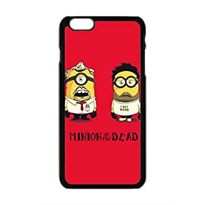 Cute Cartoon Minions Phone Case for iPhone6 plus