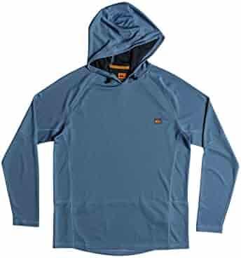 sneakers for cheap cb853 2e3e4 Quiksilver Men s New Hooked Hoodie 40+ UPF Rashguard
