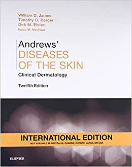 Clinical Dermatology Book