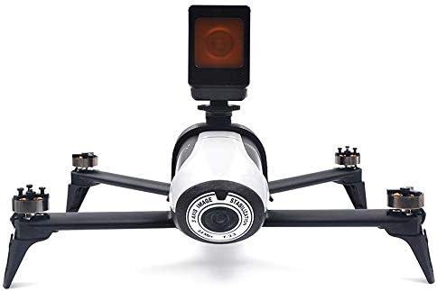 Kingwon Soporte de cámara para Parrot Bebop 2 FPV Drone Utilizado ...