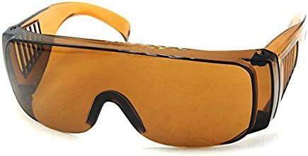 1064(800-1100nm)赤外線レーザー安全メガネ 目に見えないIRレーザー安全ゴーグル