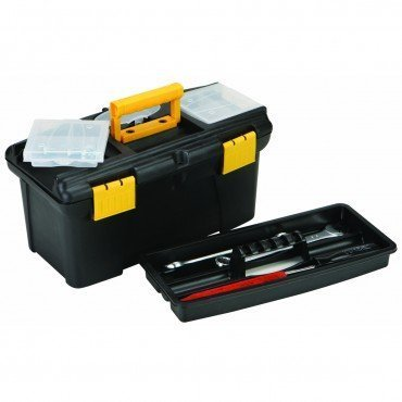 12 inch Compact Polypropylene Tool Box by Storehouse