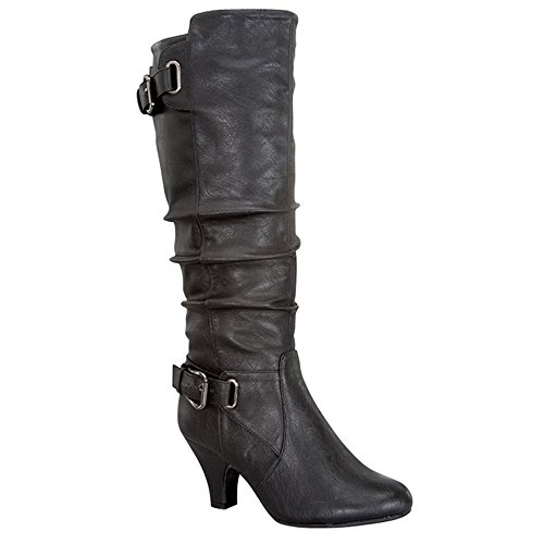 Knee High Boot Tops - 7