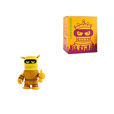 Kidrobot x Futurama Series 2 Calculon 3  Vinyl Figure