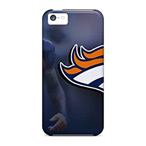High Quality Shock Absorbing Case For Ipod Touch 4 Coverdenver Broncos