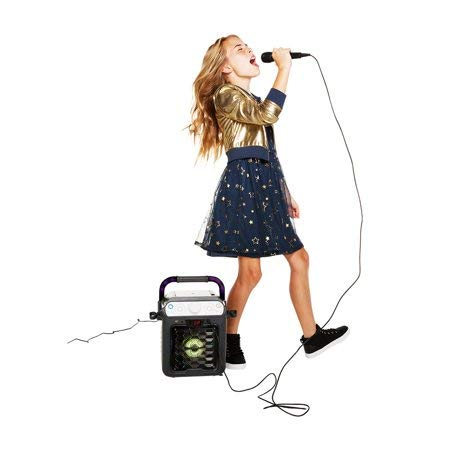 Create Fun,Lasting,Singable Moments with Cool,Colorful and Exciting Singing Machine Karaoke Cube Multi-Function Karaoke System with Dancing Lights,Makes a Great Gift by Generic (Image #6)