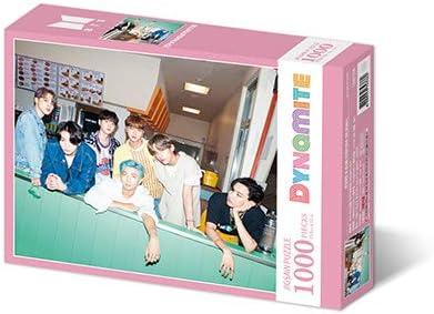 BigHit Ent. BTS Jigsaw Puzzle [Dynamite] 1000PCS : Pink
