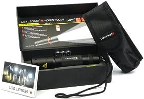 Led Lenser 7438 Hokus Focus - Linterna LED (13 cm, 52 h, 115 lm ...