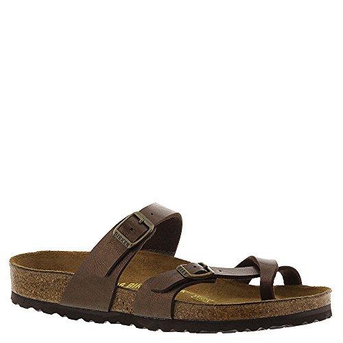 - Birkenstock Womens Mayari Toffee Sandal - 40 REG