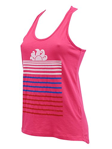 Rose 888 Candy Tanque Mujer Sundek Pink Cotton 1wgwqWfExY