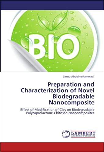 Preparation and Characterization of Novel Biodegradable ...