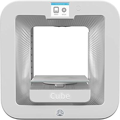 3D Systems 392200 Cube 3D Printer WHITE Gen 3
