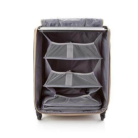 Debbee Flip 'N Pack Expandable Rolling Storage - Gold