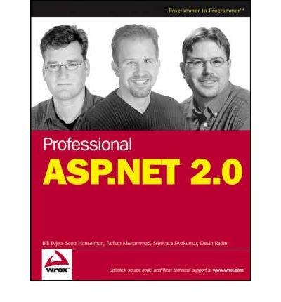 Professional ASP.NET 2.0 (Programmer to Programmer) (Paperback) - Common