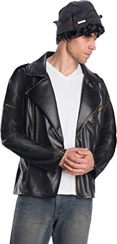 Rubie's Men's Jughead Jones Riverdale South Side Serpents Jacket Costume X-Large 50 Black -