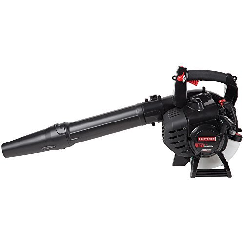 (Craftsman 27cc Gas Blower with Vac Kit)