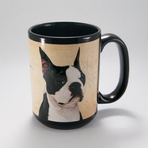 My Faithful Friend Boston Terrier Coffee Mug ()