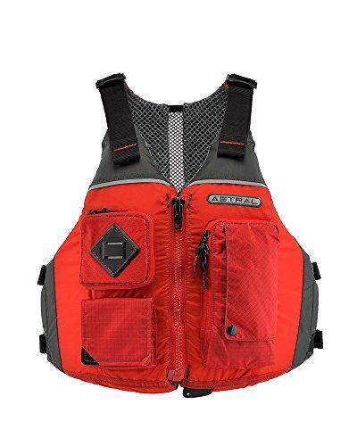 ASTRAL Designs Ronny Life Jacket (Medium/Large) - Cherry ...