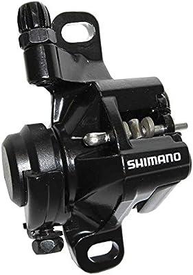 Shimano Mtb Sin Grupo BRM375MPRL - Pinza Freno M375 P. Mount Resina, color negro: Amazon.es: Deportes y aire libre