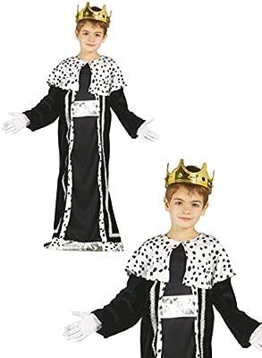 Disfraz de Rey Melchor infantil 3-4 años