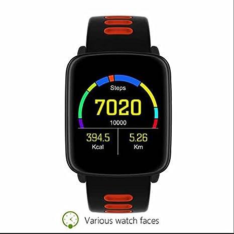 Excercise Smartwatch para hombre y mujer, mando a distancia cámara ...