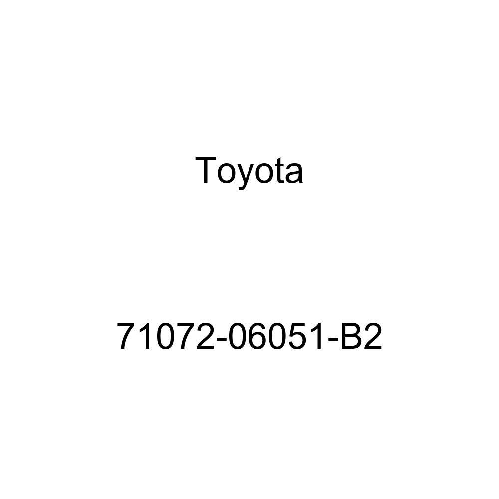 TOYOTA Genuine 71072-06051-B2 Seat Cushion Cover