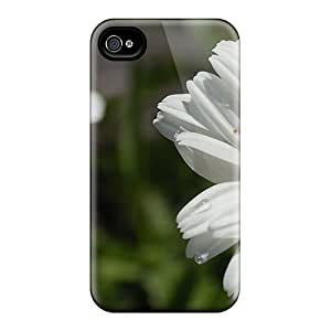 Iphone High Quality pc Case/ A Daisies Beauty JleofRv6419MeRgt Case Cover For Iphone 4/4s