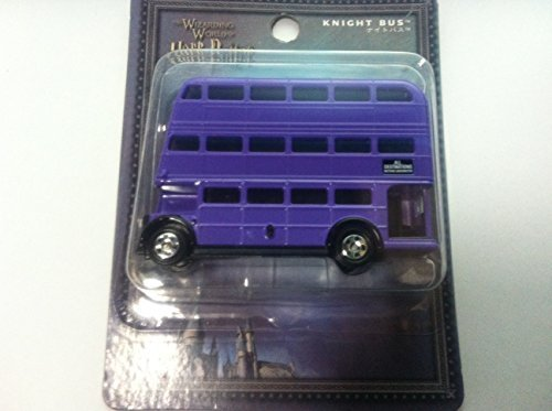 USJ limited Tomica Night bus WIZARDINGWORLDHarryPotter KNIGHT BUS