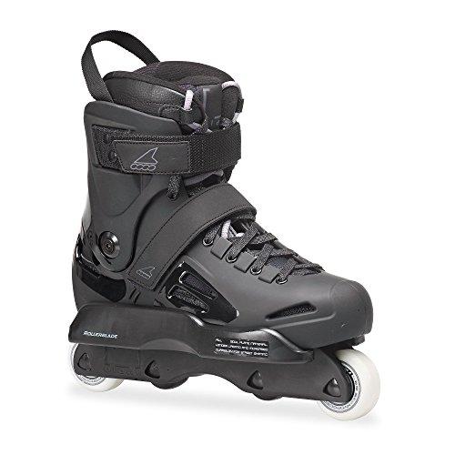 スチュアート島瞳彼らのRollerblade - Rb Solo Team Street Skate - Iconic Pro Level Gear - Black - US Men's Size 9.5, US Size 9.5 [並行輸入品]