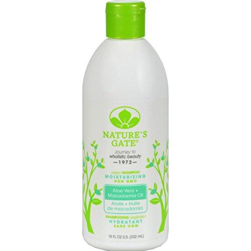 Shampoo, Aloe Vera, Moisturizing, 18 oz.